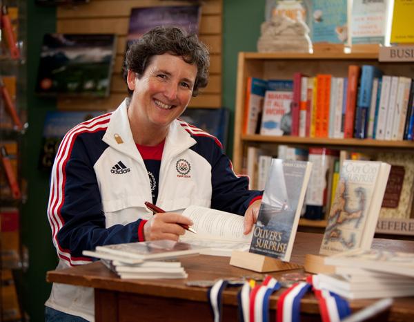 Carol Cronin headshot Island Books