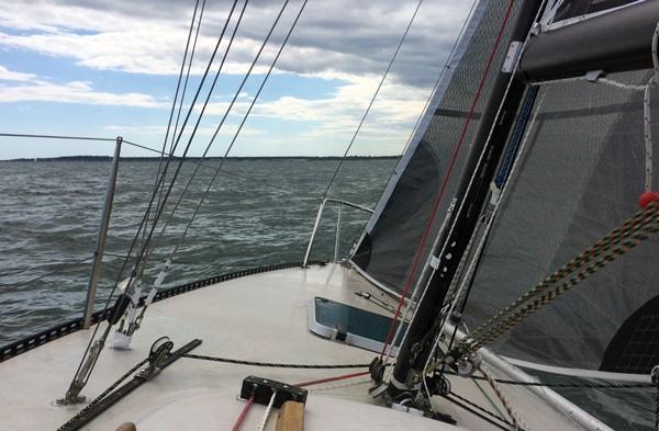 Kincora-deck-sailing