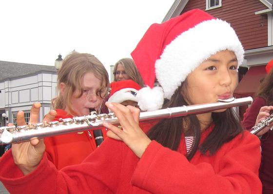xmas-flute