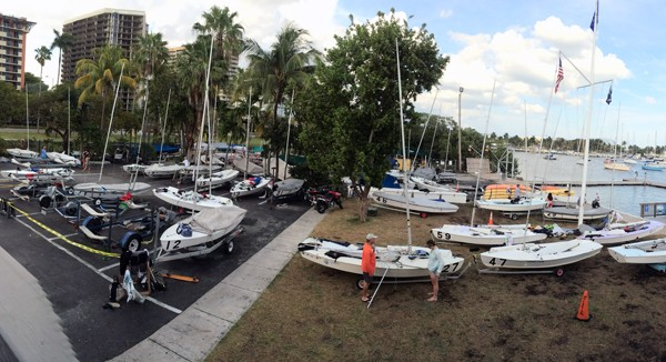 Coconut Grove Sailing Club DonQ Miami 2016