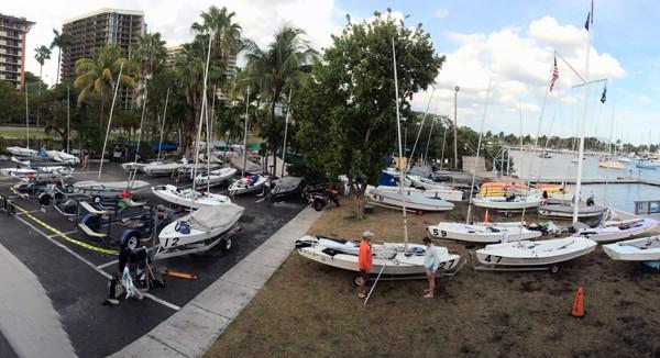 Coconut Grove Sailing Club DonQ Miami 2016