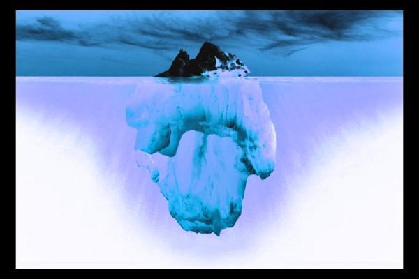 The iceberg beneath the story