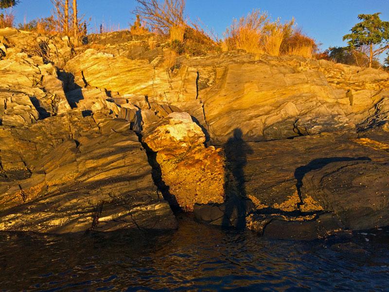Islands rock
