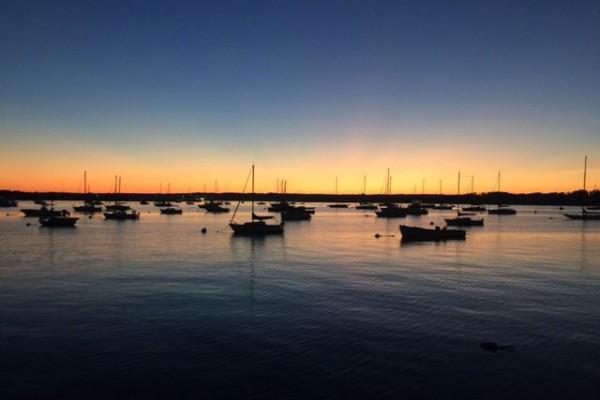 sunset dutch harbor fall equinox 2016 Alyce Dwyer
