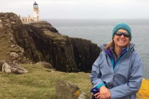 Margaret lighthouse Skye