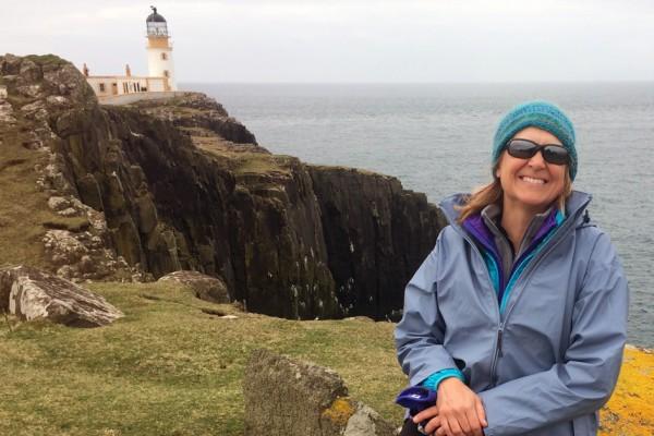 Margaret lighthouse Skye