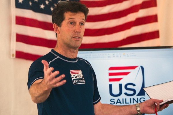 Malcolm Page takes over Team USA