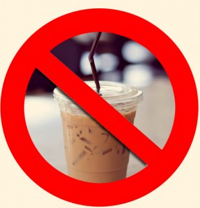 say no to go cups
