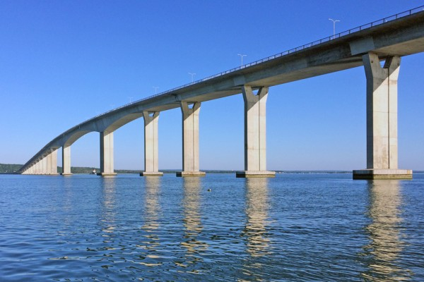 Jamestown bridge 2017