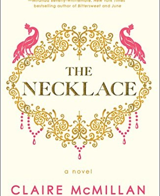 The Necklace by Claire McMillan cover