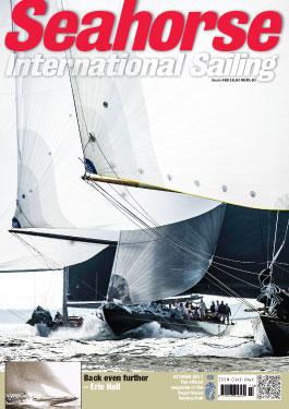 Seahorse Magazine Oct 2017 cover