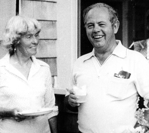 Jean and Bob Bigelow