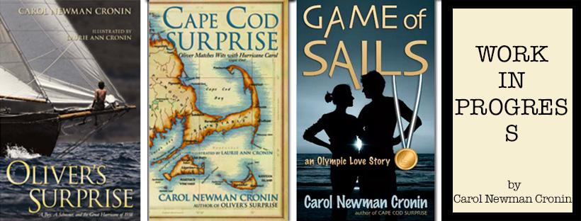 Carol Newman Cronin books