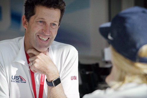 Malcolm Page photo Amory Ross/ US Sailing Team