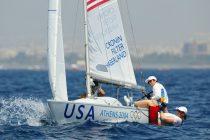Sailing Athens 2004 Daniel Forster