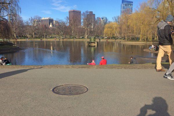 Boston spring 2018