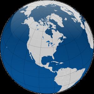 latitude globe