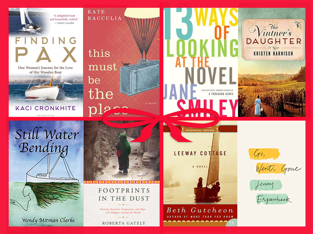 book covers holiday list 2018