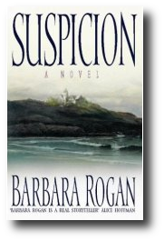 Suspicion Barbara Rogan cover