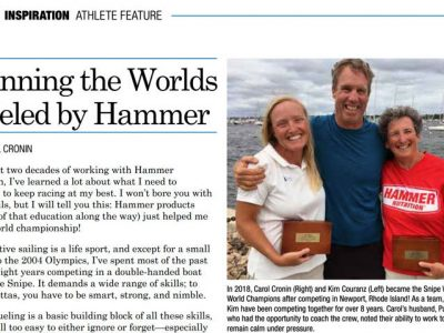 Hammer Endurance News winning world championship