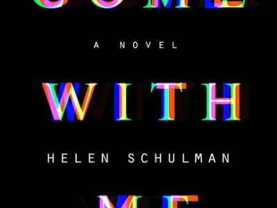 Come with me book cover Helen Schulman