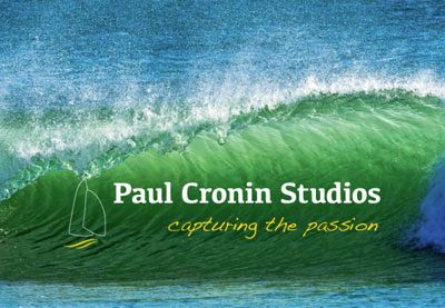 Paul Cronin Studios wave hero image