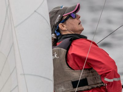 Sandra Tartaglino Snipe Nationals 2019