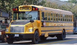 school bus, back to school