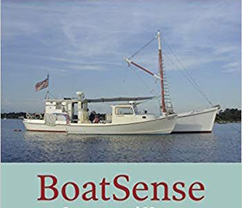 book boatsense cover by doug logan