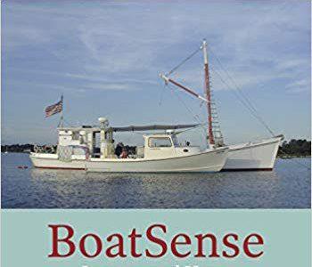 book boatsense cover by doug logan