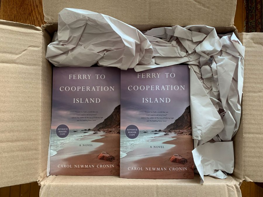 Ferry to Cooperation Island ARCs delivered